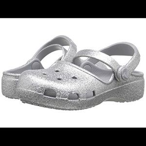 Sparkle Crocs